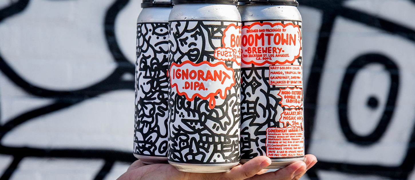 Ignorant DIPA 4Pack cans