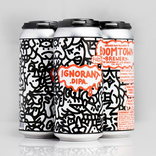 Ignorant DIPA 4-pack Cans